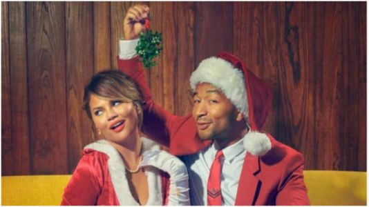John And Chrissy's Christmas Special Trailer Is 90's Themed - And Hilarious