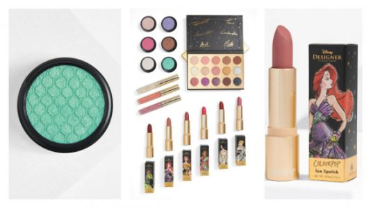 This ColourPop x Disney Collection Is The Stuff Dreams Are Made Of