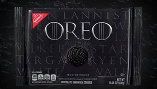 Forget Winter - 'Game Of Thrones' Oreos Are Coming