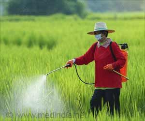 Farmers Exposed to High Levels of Pesticide More Likely to Have Poor Sense of Smell