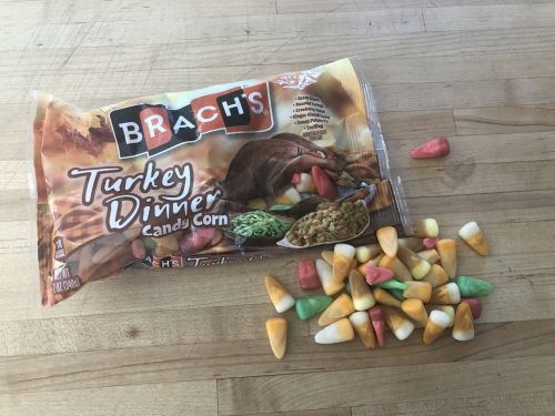 I Tried 'Thanksgiving Dinner' Candy Corn - Here Are My Thoughts