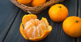 Tangerines and Tangeretin: The Appeal Is in the Peel