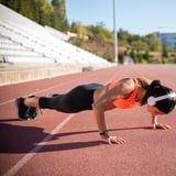 Push-Ups Don't Intimidate Me Anymore - Here's What I Did to Improve My Strength