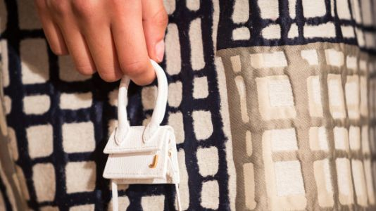 A Designer Debuted This Ridiculously Itty Bitty Purse During Fashion Week