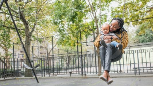 Single Moms With A Co-Parent Are Still Single Moms