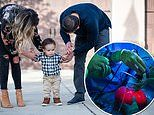 Boy, 1, thriving after groundbreaking surgery in the WOMB to treat spina bifida