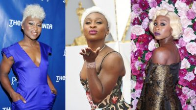 """""""White Hair Feels Like A Light Bulb:"""" Cynthia Erivo Wears Blonde Hair To Stand Out, Not Hide Her Blackness"""
