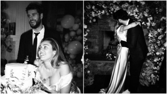 Miley Cyrus Shared Never-Before-Seen Pictures From Her Wedding