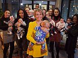 EVE SIMMONS: Spare us from the smug mums like Kate who say breast is the ONLY way