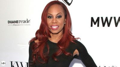 Olympian Sanya Richards-Ross Is Six Months Pregnant - And Maintaining A Consistent Workout Routine