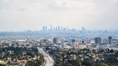 California's cities are being choked to death by POLLUTION, so liberals of course blame global warming instead of themselves