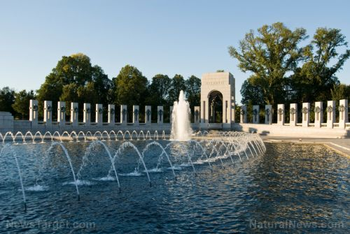 World War II memorial cancelled for being too White