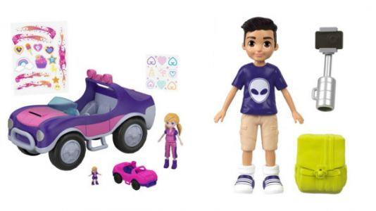 Polly Pocket Is Back, And We Are Freaking Stoked