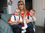 Mother had 'more chance of winning the LOTTERY' than becoming pregnant