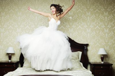 Is Counting Calories Part Of The Bride Fit 'Get Wedding Dress Ready Plan?'