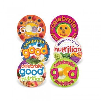 Don't Miss Your Chance to Receive FREE Nutrition Month Stickers!