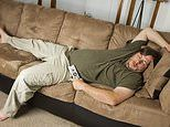 HALF of US adults do absolutely no exercise and 25% don't stand for 8 hours