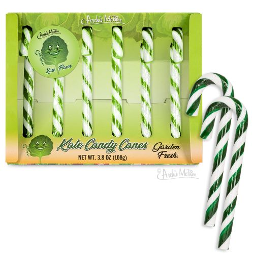 Here's The Kale Candy Canes Literally No One Asked For