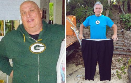 How One App and a Pair Of Dumbbells Helped This Former Smoker Shed 153 Pounds