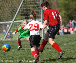 Sports Involvement Linked To Fewer Depressive Symptoms In Children