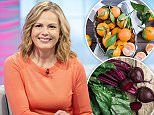 Liz Earle reveals what to eat as the temperatures drop