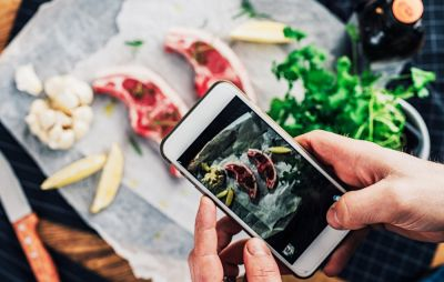 ​Here's How Instagram Can Help You Eat Healthier