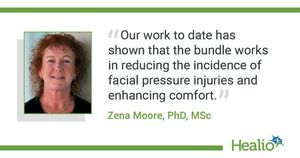 Frontline health care workers develop 'care bundle' that reduces PPE-related injuries