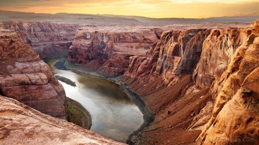 Low runoff from the Colorado River threatens water shortage across 7 western states