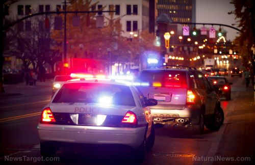 DUI cops claim they can tell if you're guilty just by looking at you. as America collapses into lawlessness and total fraud