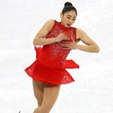 Figure Skater Mirai Nagasu Becomes First American Woman to Land Triple Axel at the Olympics