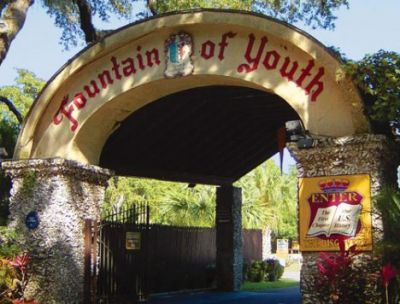 Scientists May Have Discovered the Fountain of Youth