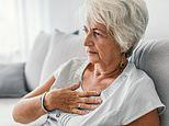 DR ELLIE CANNON: Why do I keep on getting a pain in my chest at bedtime?