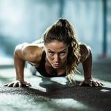 This Burpee Variation Is All About Strengthening Your Badass Arms!