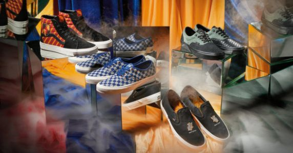 The Entire Vans x Harry Potter Line Is Finally Here!