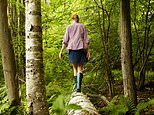 Research reveals how we really do feel better when we are at one with the great outdoors