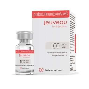 FDA Approves Jeuveau PrabotulinumtoxinA-xvfs For Injection