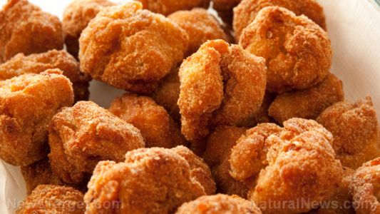 No to nuggets: Frozen chicken nuggets recalled since they may contain pieces of WOOD
