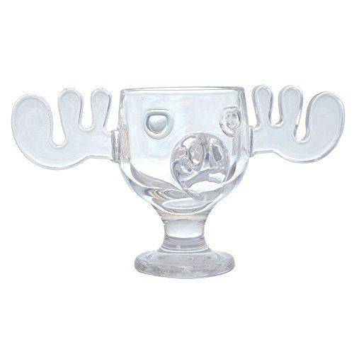 We'll Be Drinking Spiked Egg Nog From This 'National Lampoon's Christmas Vacation' Glass Moose Mug