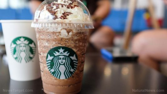 Wake up and smell the coffee: Your cup of Starbucks might just be from slave labor