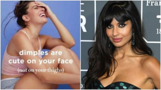 Jameela Jamil Called Out Avon For 'Shaming Women' - And They Listened