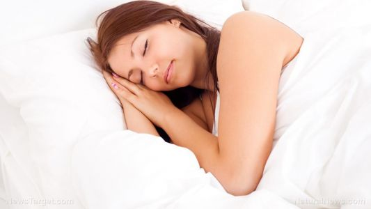 Good nutrition plays an important role in how well we sleep
