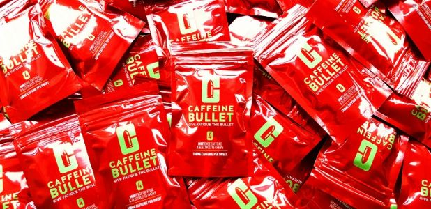 Caffeine sports chew startup to launch into US - It's the 'main endurance market in the world', says founder