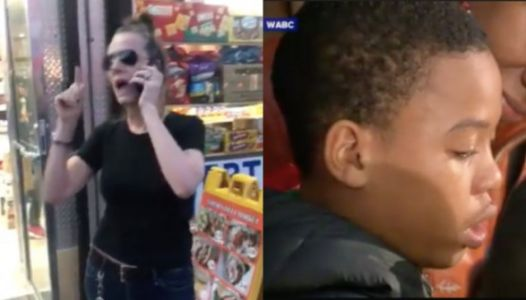 White Woman Brings 9-Year-Old Black Child To Tears Accusing Him Of Assault