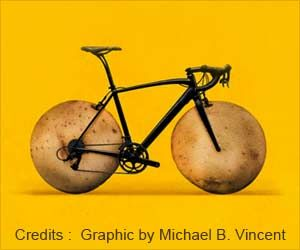 Potato Puree can Boost Athletic Performance