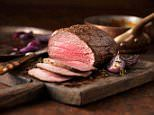 Steak and red meat ups chances of Alzheimer's and stroke