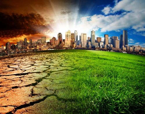 Are industrial farming practices and geoengineering destroying the Earth's soil?