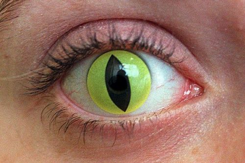 Halloween revellers warned spooky contact lenses could leave them blind