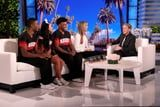The Navarro Cheer Team's Ellen Appearance Further Solidifies the Fact That Jerry Is a Star