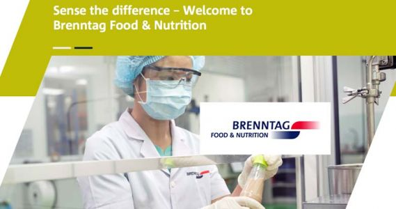 Connecting the dots: Brenntag rolls out global food and nutrition brand