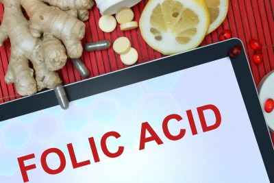 More Folic Acid in Pregnancy May Protect Kids from High Blood Pressure